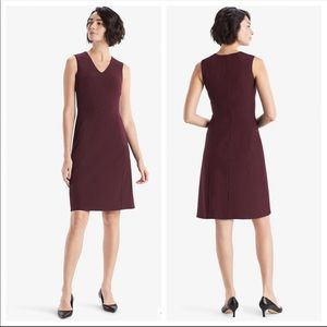 MM Lafleur The Annie Sleeveless Dress Size 2